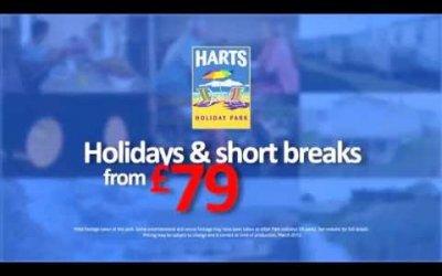 Holidays and Short Breaks at Harts Holiday Park