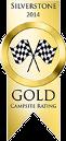 Silverstone Gold 14