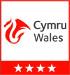 Cymru Wales 4 star
